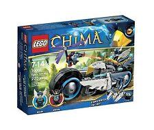 70007 EGLOR'S TWIN BIKE lego legos set NEW legends of chima SEALED razcal