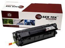 Laser Tek Services Compatible Cartridges for HP Q2612A LaserJet 1012 1018 3055