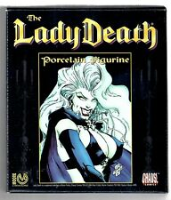 The Lady Death Porcelain Figurine. Limited To 10,000 Figurines.