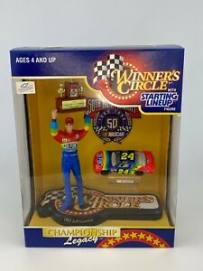 Vintage JEFF GORDON NASCAR 1997 Winners Circle Starting Lineup Champion Legacy