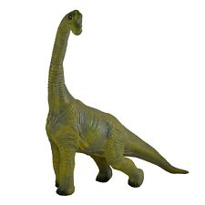"Large 18"" (48cm) Soft Stuffed Rubber Diplodocus Dinosaur Jurassic Toy Realistic"