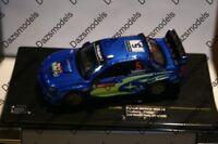 Ixo Subaru Impreza WRC Wales GB 2006 P.Solberg RAM260 1:43