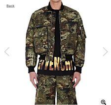 GIVENCHY Bomber Jacket (Money) Zip-Off-Pocket
