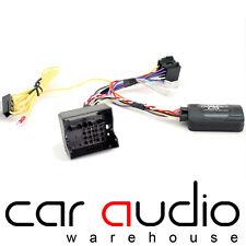 CLARION BMW 1 3 5 6 7 Series Mini Can Bus Flat Pin Steering Wheel Stalk Adaptor