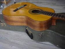 1957 Juan Estruch  Barcelona / Spain Classical Guitar w/ original case Flamenco