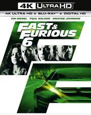 Fast & Furious 6 - Fast and the Furious 6 4K Ultra HD NEU 4K UHD (8310694)