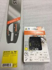 "Stihl 36"" CHAIN SAW BAR & CHAIN  3/8 .050 MS660 MS650 MS461 MS440 MS460 new oem"