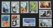 nystamps British Australian Antarctic Territory Stamp # L8//L18 MOGNH  O22x1850