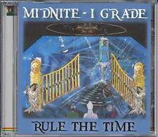 Reggae Roots  / Midnite I Grade / Rule The Time [2007] New Sealed CD