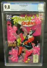 Harley Quinn #22 (2002) Dodson Devil Cover CGC 9.8 F805