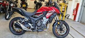 Honda CB 500X 2017 MODEL