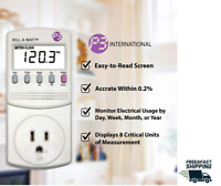 P3 P4400 Kill A Watt Electricity Usage Monitor Save on Your Electricity Bills