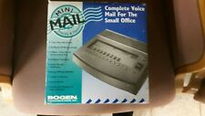 Bogen Mini-Mail answering system