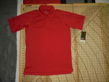 Mens Small Red 5.11 Tactical Series Polo Shirt - Nwt