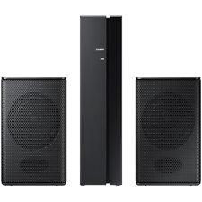 SAMSUNG SWA-8500S/XY M-SERIES 2.0 CHANNEL WIRELESS SPEAKER KIT BLACK NEW