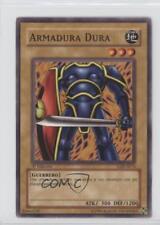 2002 Yu-Gi-Oh! Legend of Blue Eyes White Dragon #LDD-S074 Hard Armor Card 3c7