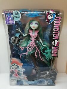 Monster High Haunted Student Spirits Vandala Doubloons HTF European Release New