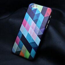 Coque Housse Etui carré fun mode art tendance Pour IPhone 6 ( 4,7) CASE i phone