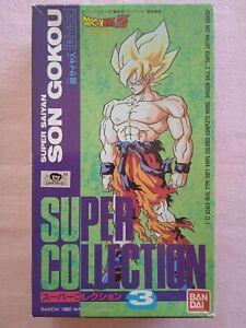Figurine Dragon Ball Z - Bandai 1992 - SUPER COLLECTION 3 - SUPER SAIYAN GOKOU