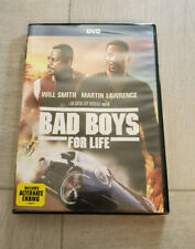 Bad Boys For Life (DVD, 2020) Will Smith Martin Lawrence Movie New!