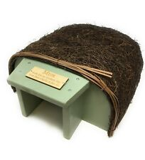Personalised National Trust Hedgehog House Retirement Garden Nature Gift