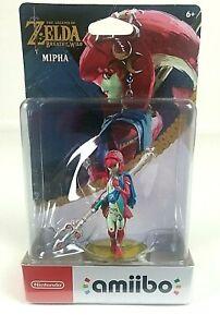 Mipha amiibo Nintendo Super Smash Bros amiibo Figure Zelda Series 2017 Sealed