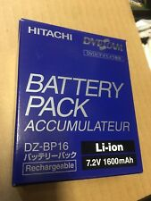 Dz-bp16 hitachi genuine battery