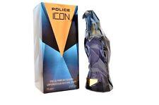 Police Icon Eau de Parfum For Man 75ml Natural Spray Him Homme Mens EDP Perfume