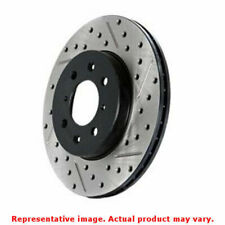 StopTech Rotor - SportStop Drilled & Slotted 127.34093L Front Left Fits: