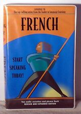 French Language 30 2 audio cassettes and phase book revised & expanded Edition