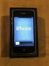 New listing Apple iPhone 3Gs - 16Gb - Black (Unlocked) A1303 (Gsm) Original Box Included