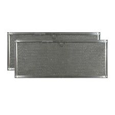 (2 PACK) COMPATIBLE JENN-AIR  #71002111 ALUMINUM MESH GREASE FILTER REPLACEMENTS