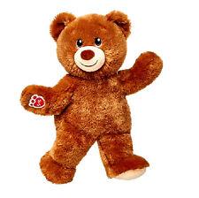 "New Build a Bear Workshop 15 ""Lil' Hazelnut Cub Plush in Original Box"