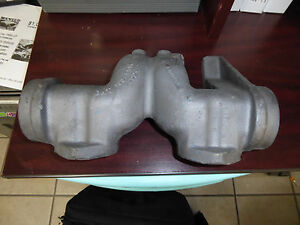 CAT® 1635514 163-5514 Exhaust Manifold Fits Quarry Truck 775B 775D New