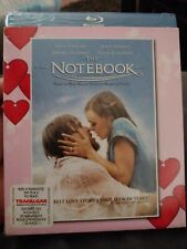 The Notebook Blu-ray 2011 Region A Brand New