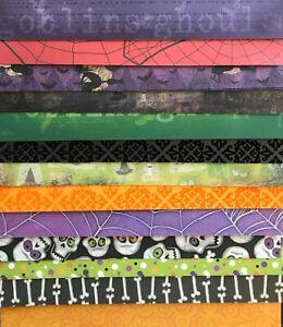 Doodlebug Designs K & Co Karen Foster Halloween Scrapbook Paper 12 x 12 Pick 1
