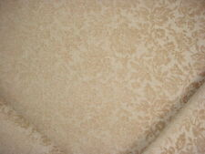 4-5/8Y Lee Jofa 2005217 Guestling Oats Floral Damask Chenille Upholstery Fabric