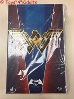 Hot Toys MMS 359 Batman v Superman Dawn of Justice Wonder Woman Gal Gadot NEW