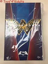 Hot Toys MMS 359 Batman v Superman Dawn of Justice Wonder Woman Gal Gadot NEW