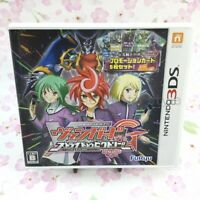 USED Nintendo 3DS Card Fight Vanguard G stride to Victory 36411 JAPAN IMPORT