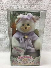 1998 Fisher Price Briarberry Collection Teddy Bear Berry Beth Berrybeth NRFB