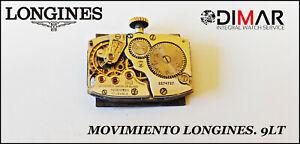 Movement Longines 9LT - Diametro. Of ESFERA.22.5X20mm. REF.8274727