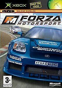 Forza MotorSport (Xbox), , Used; Good Game