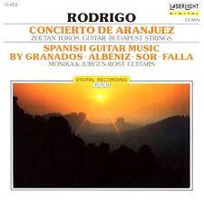 Rodrigo: Concierto de Aranjuez; Spanish Guitar Music by Granados, Alb'niz,...