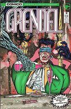Grendel No.10 / 1987 Matt Wagner & Pander Bros.