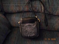 Mumford & Sons Pegasus Logo Small Black Purse Bag Case NEW
