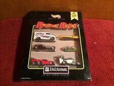 Hot Wheels Special Edition Radical Rides 1998 Car Set F.A.O. Schwarz Exclusive