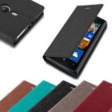 Handy Hülle für Nokia Lumia 925 Cover Case Tasche Etui mit Kartenfach