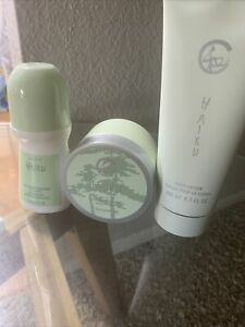 Avon haiku roll on,cup Cream And  body lotion