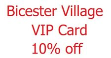 Bicester Village 10% OFF Discount VIP voucher 【 Instant Email delivery 】